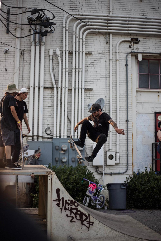 Skate Jam Fest, Faith Skate, Birmingham, AL.