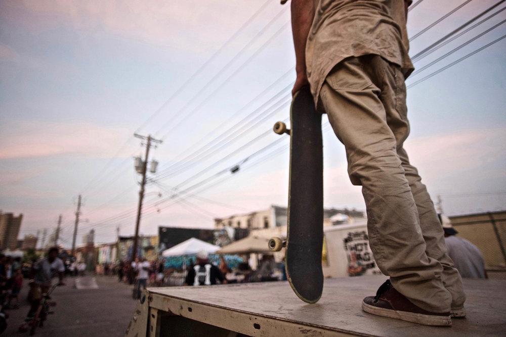 Skate Jam Fest. Faith Skate, Birmingham, AL.