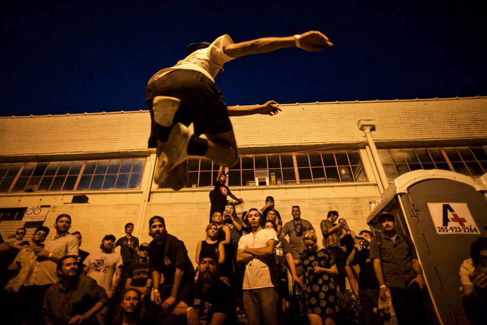 Skate Jam Fest.