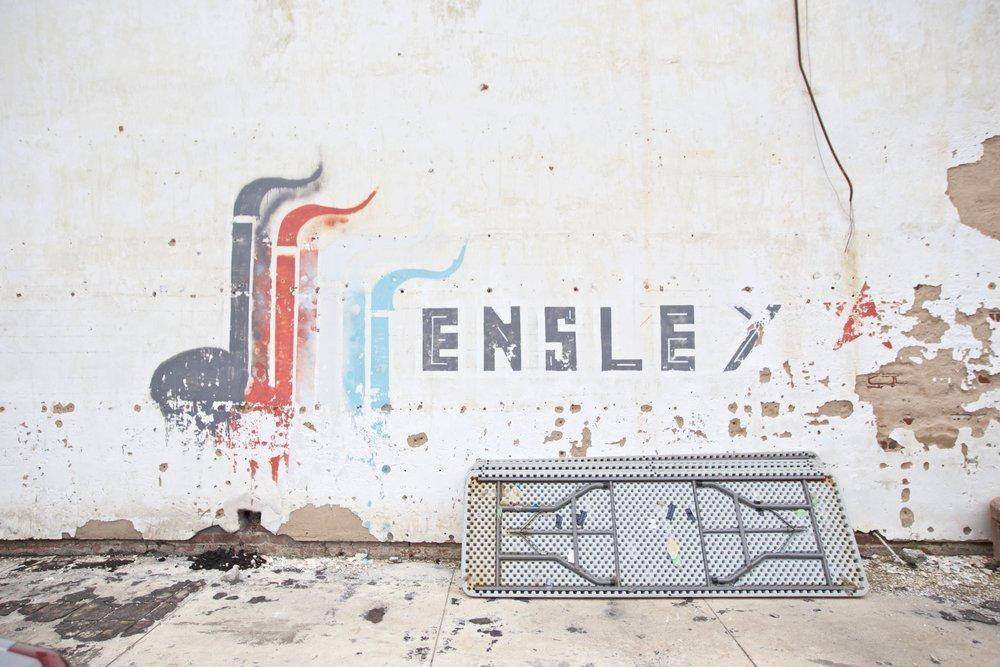 Ensley, Birmingham, AL.