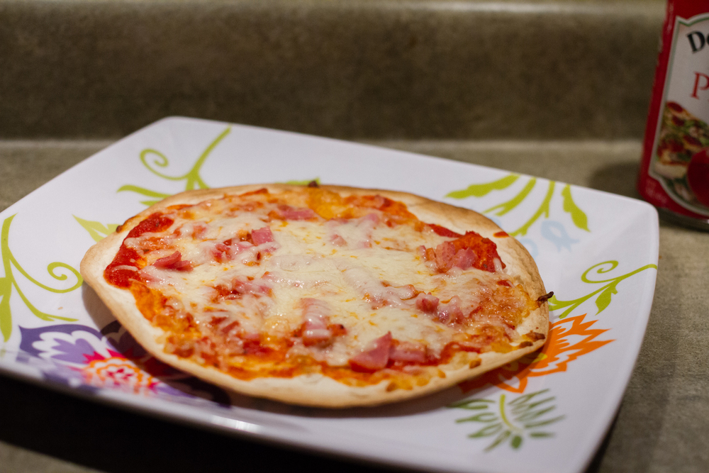 Tortilla Pizza