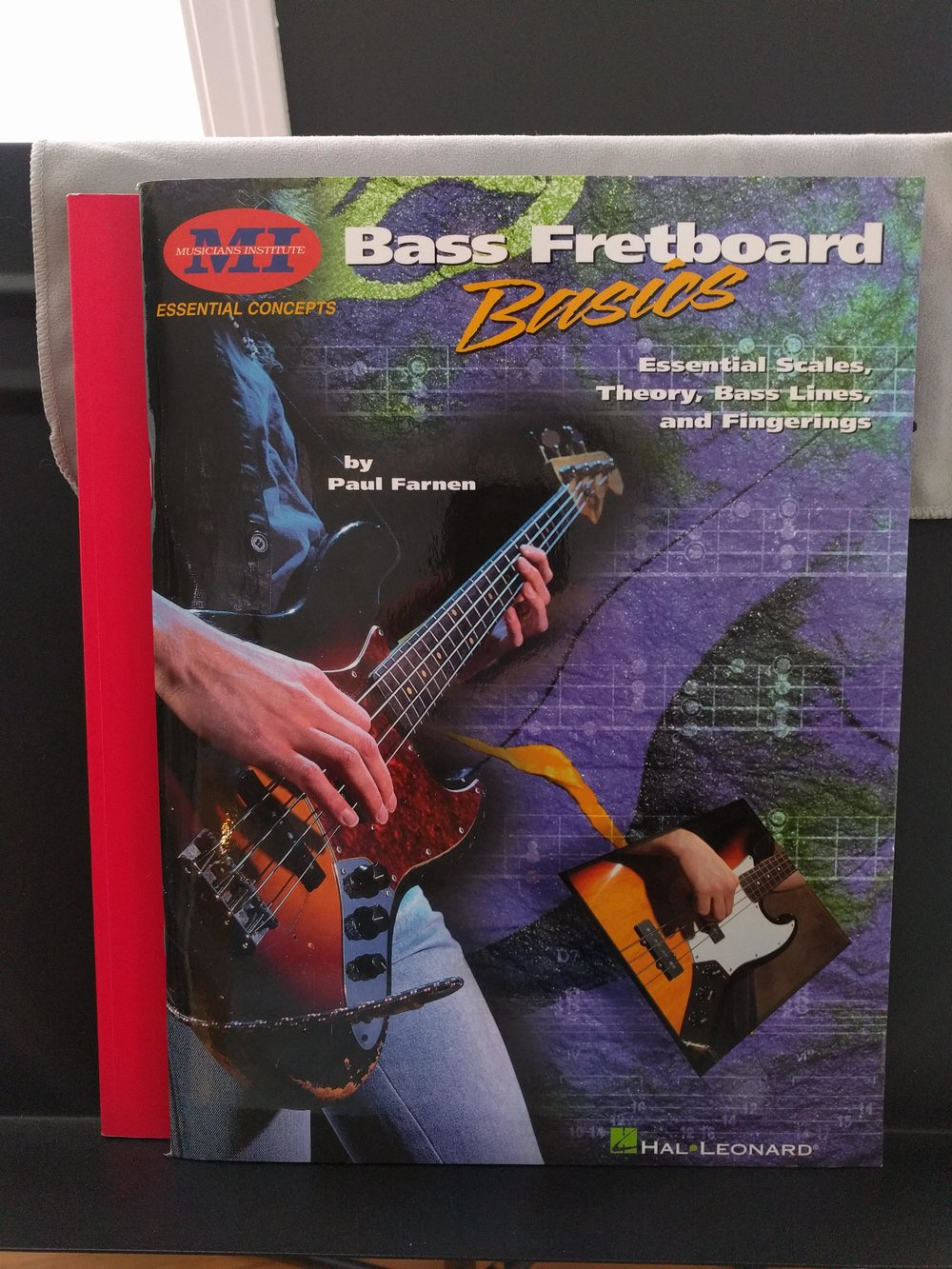 Bass Fretboard Basics
