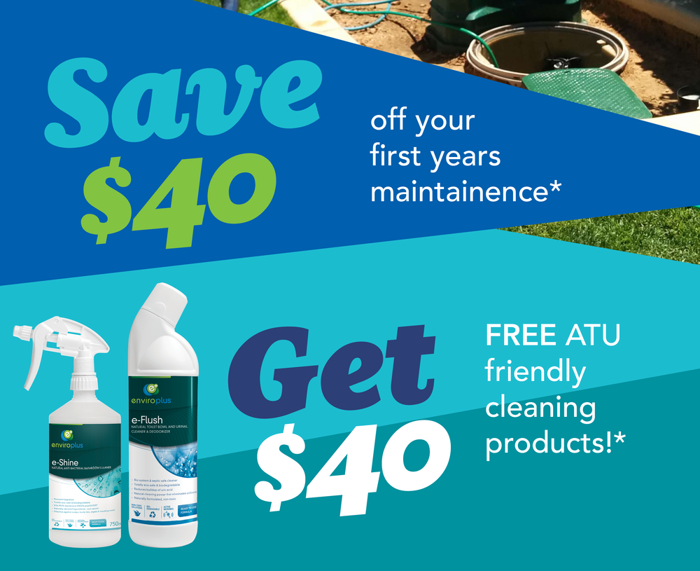 Ecowater Save 40 get 40 offer