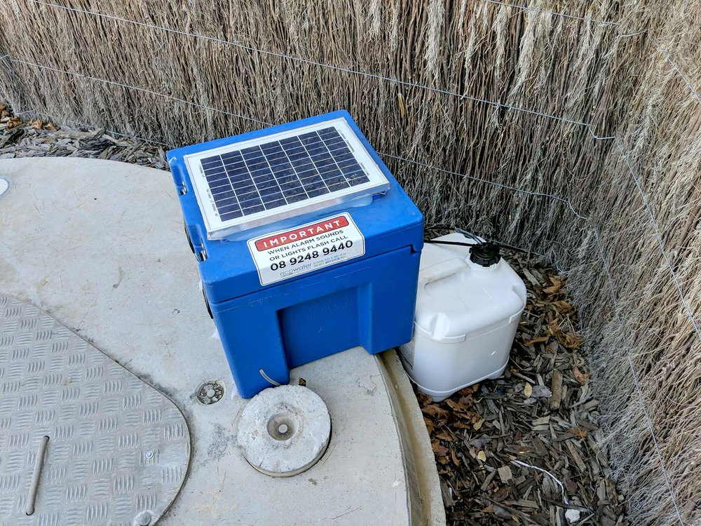 Our Proactive Dosing Plan includes lockable housing and an option for either solar charged battery or mains power connectivity.