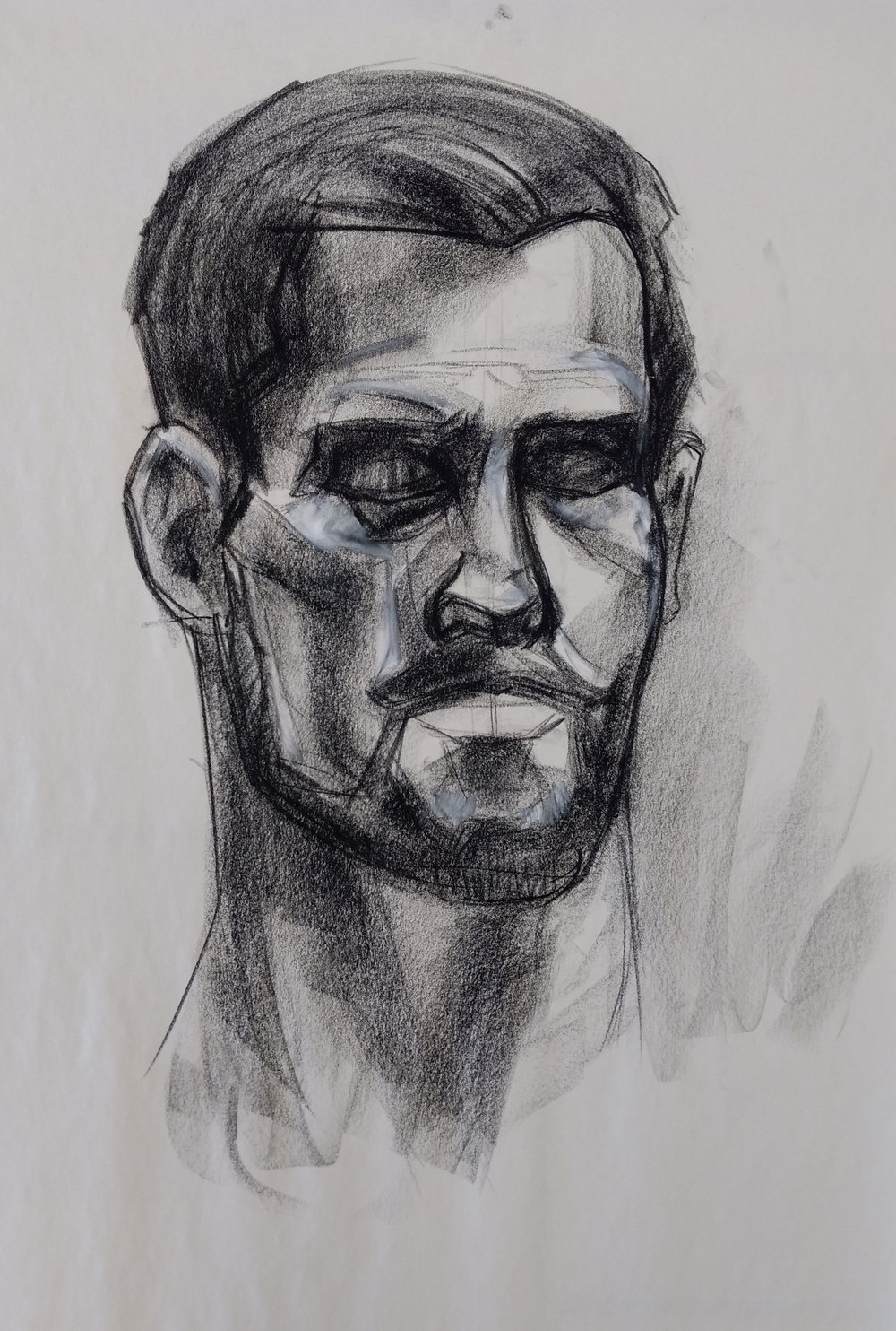 Male Model Study