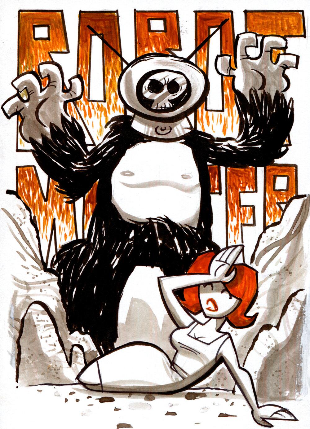 Robot Monster!