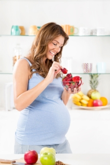 what should i eat when pregnant?