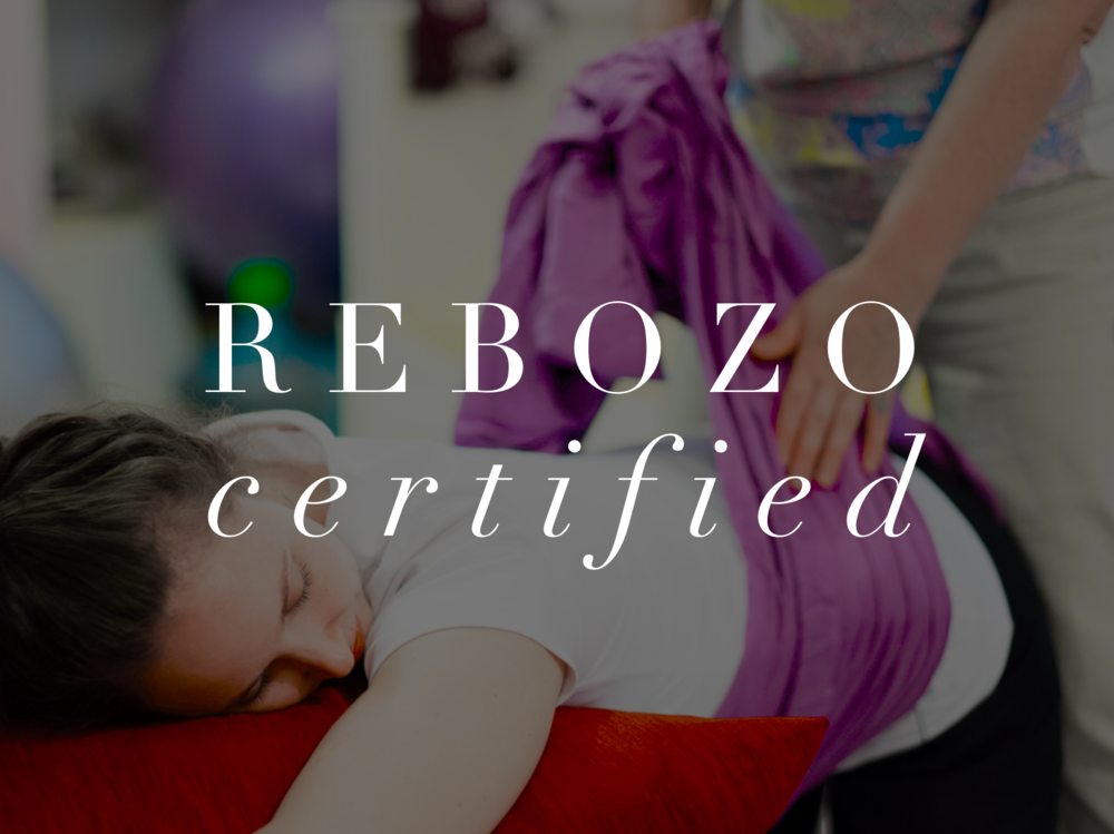 For every birth, Christy brings an authentic Mexican Rebozo as a unique pain relief tool and also for active labor and pushing positions. A Rebozo is a Mexican shawl made of beautiful, woven material that has been used for comfort and pain relief during labor and birth for centuries.
