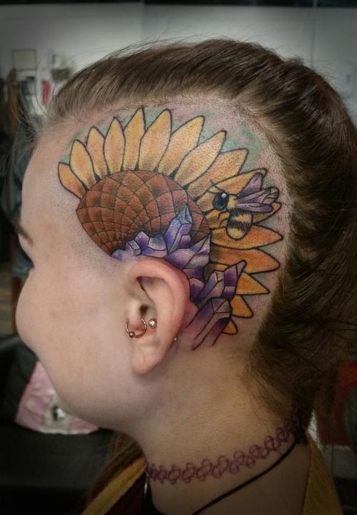mo jackalope tattoo