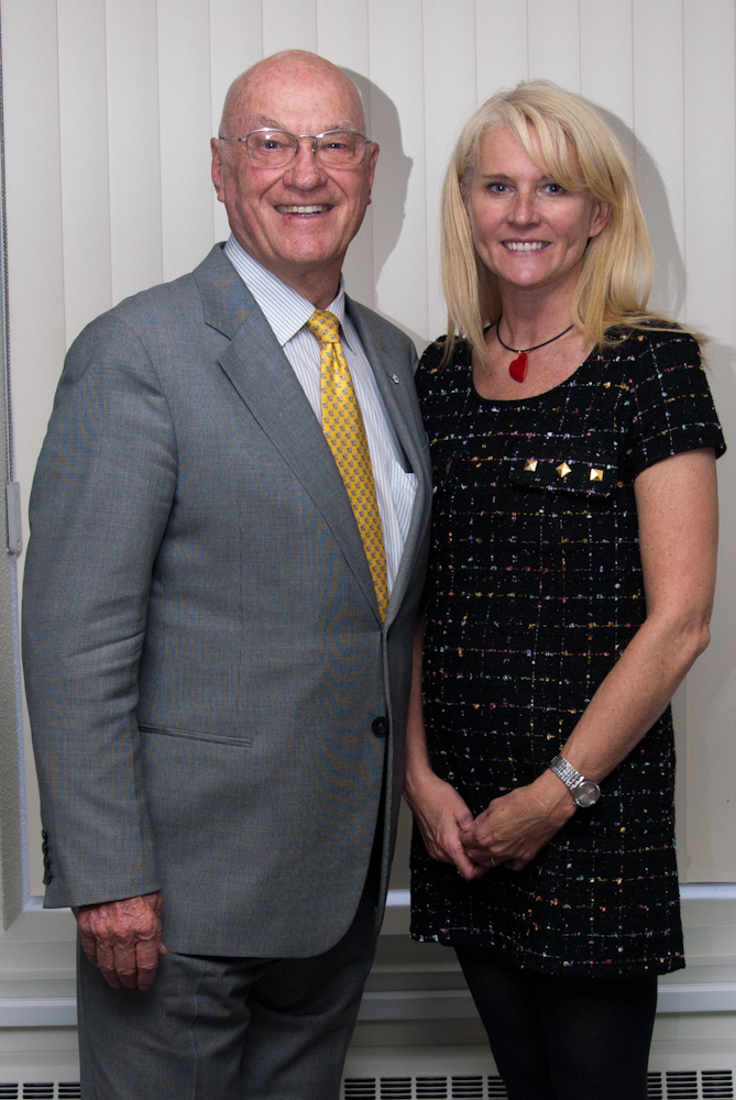 Terry & amy ( Director of Global vision)