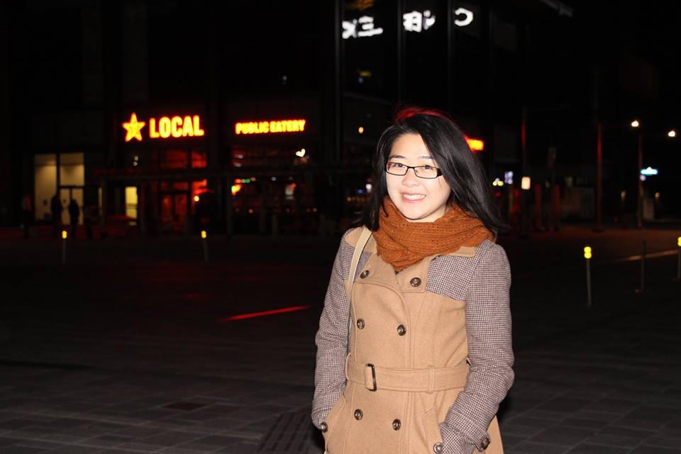 Belinda Tam
