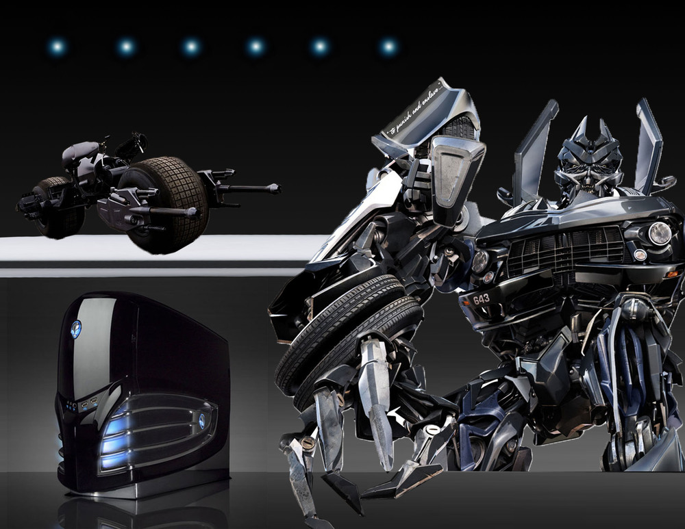 Theme 3: Transformers + Sleek
