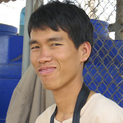 Hlew - Committee Member  Researcher at the Chiang Rai   Rajabhat University - Keen photographer and devoted family man