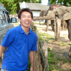 Hlong - Secretary  Researcher at the Chiang Rai University - Skilful football player and another devoted family man