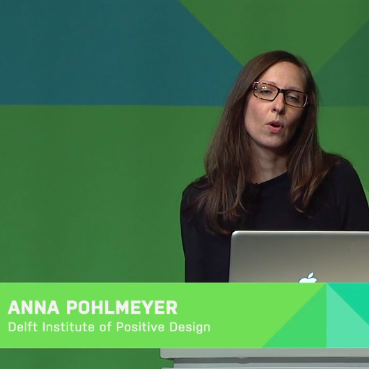 From User Experiences to Human Experiences. Anna Pohlmeyer.