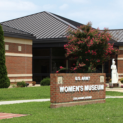 September 27, 2018 - OPENING:United States Army Women's Museum