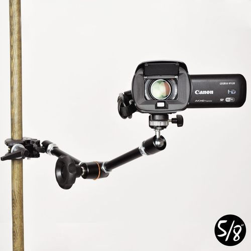 SC3 Superclamp With Magic Arm For Cameras — Hague Camera Supports