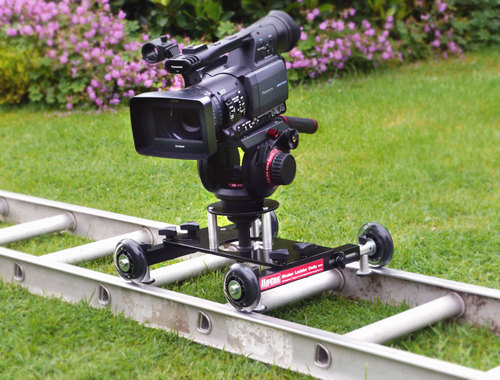 hague d10 camera skater ladder dolly hague camera supports