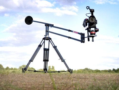 hague k5 compact pro jib camera crane hague camera supports