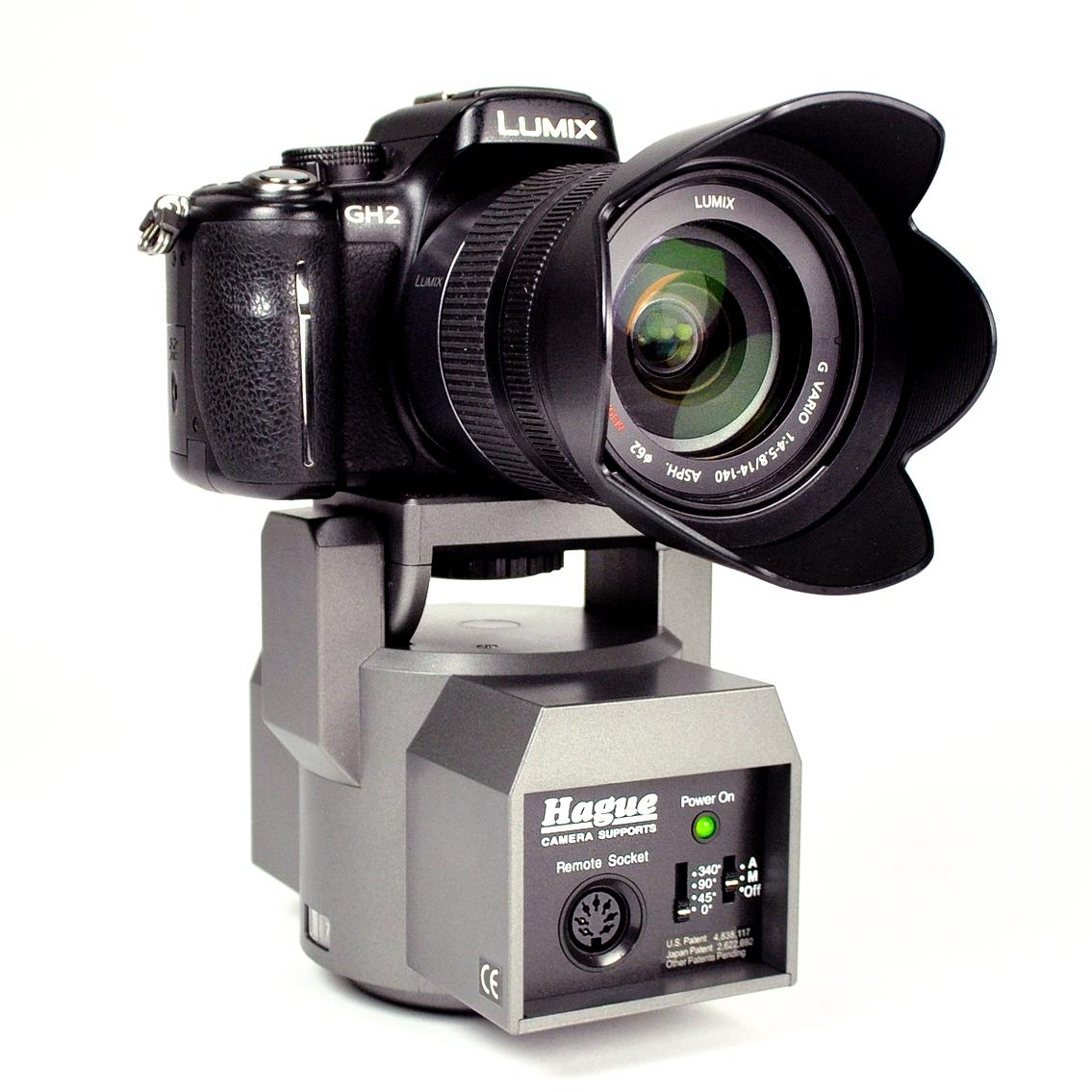 Hague AMP Highshot Camera Mast 7 3m — Hague Camera Supports