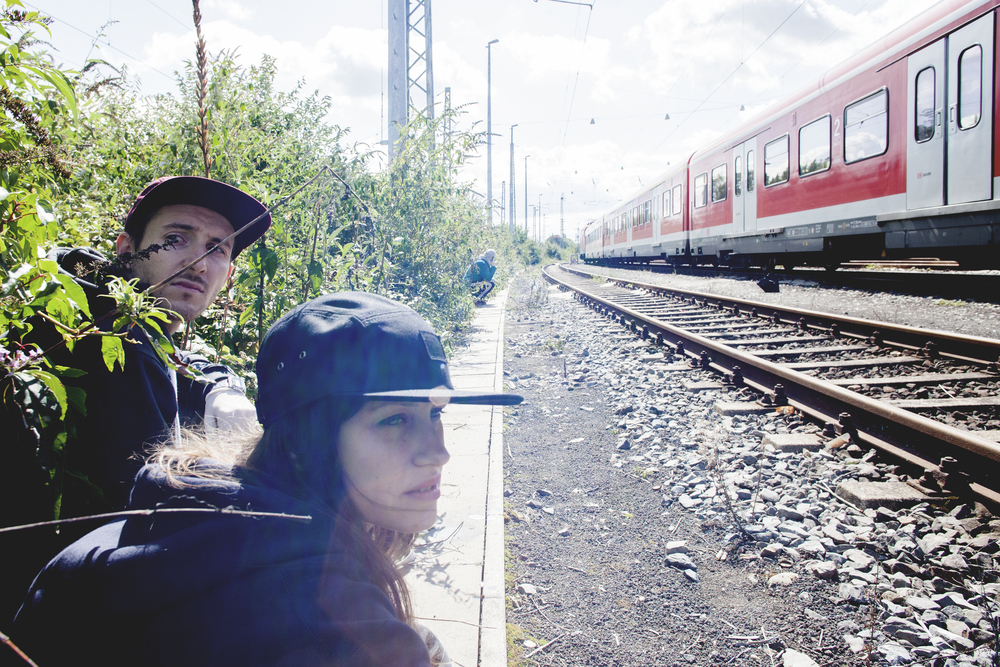 utah and ether, graffiti artists, utah and ether interview, finish interrail
