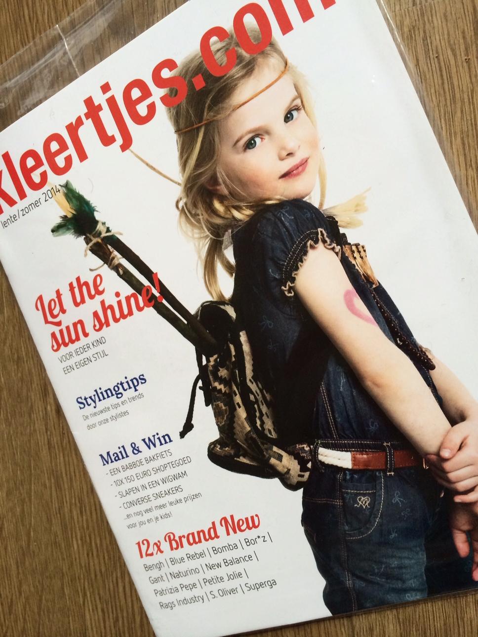 Kleertjes.com magazine