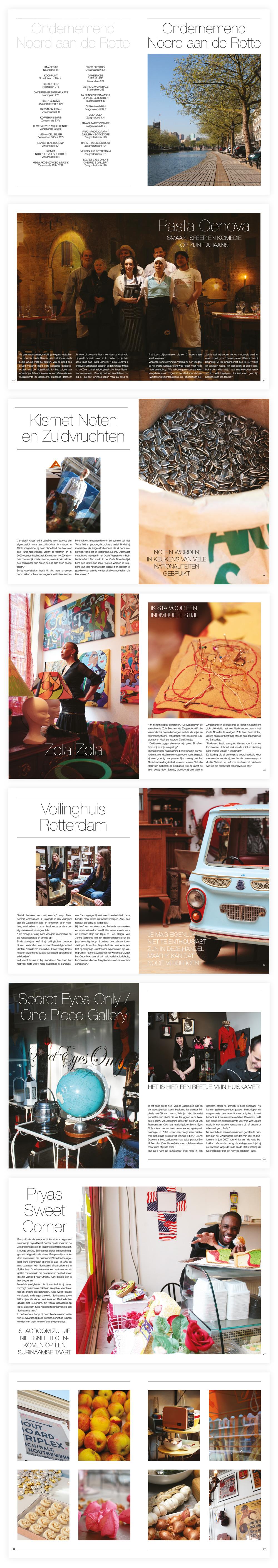 boek ontwerp Havensteder com-wonen rotterdam grafisch ontwerp