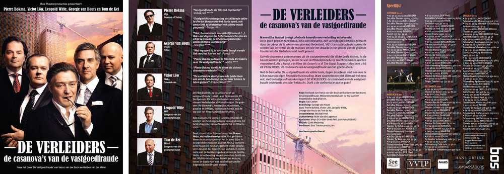 flyer bos theater producties