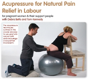 Acupressure DVD cover