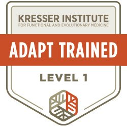 Kresser ADAPT trained logo