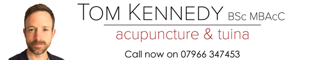 Tom Kennedy Acupuncture and Tuina Bristol