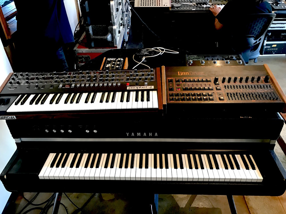 Yamaha CP70 @ Gatos Trail.jpg