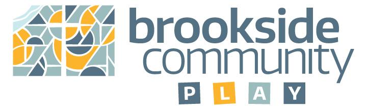 Brookside Community Play logo