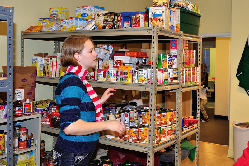 CoOp Members Only Food Pantry Open Brookside Community Church