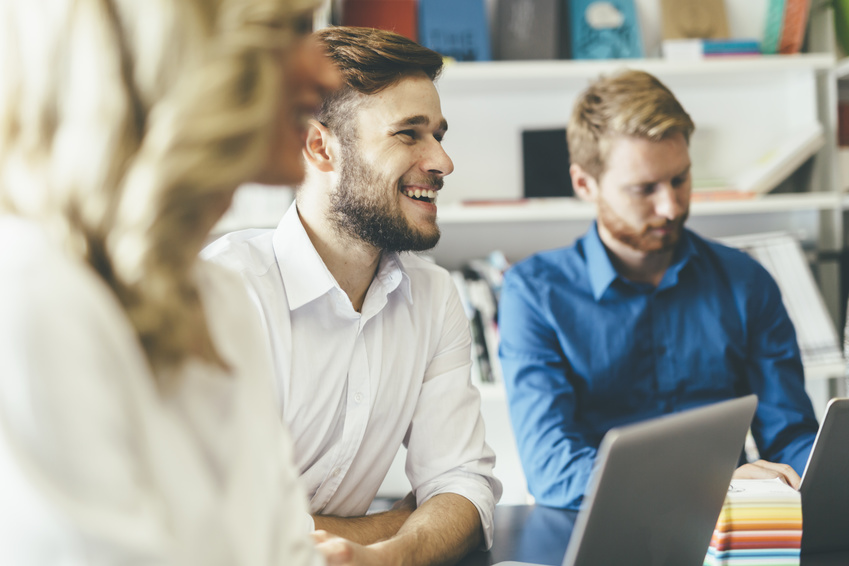 Is your company smiling?