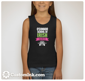 OSID Fun Youth Tank $21.36 (if at least 10 are ordered)