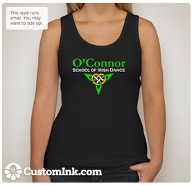 OSID Youth & Adult Tank $21.36 (if at least 10 are ordered)