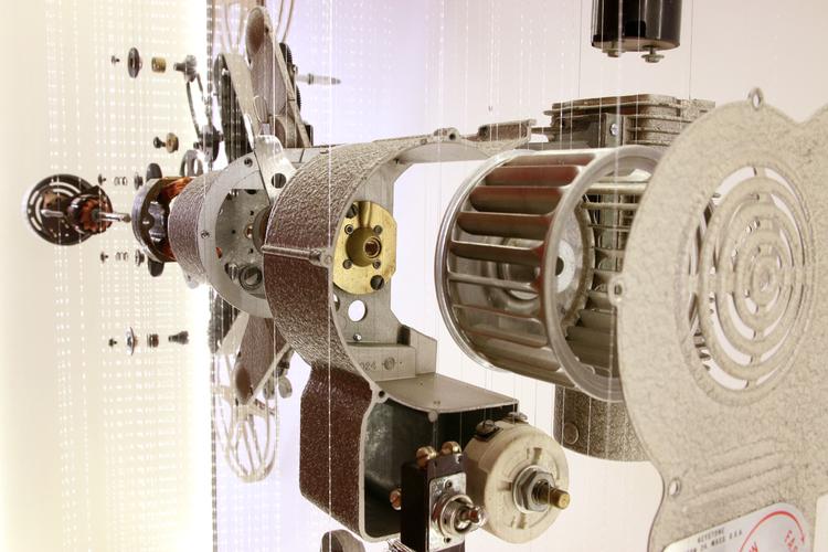 """""""Fiat Lux II"""" Detail"""