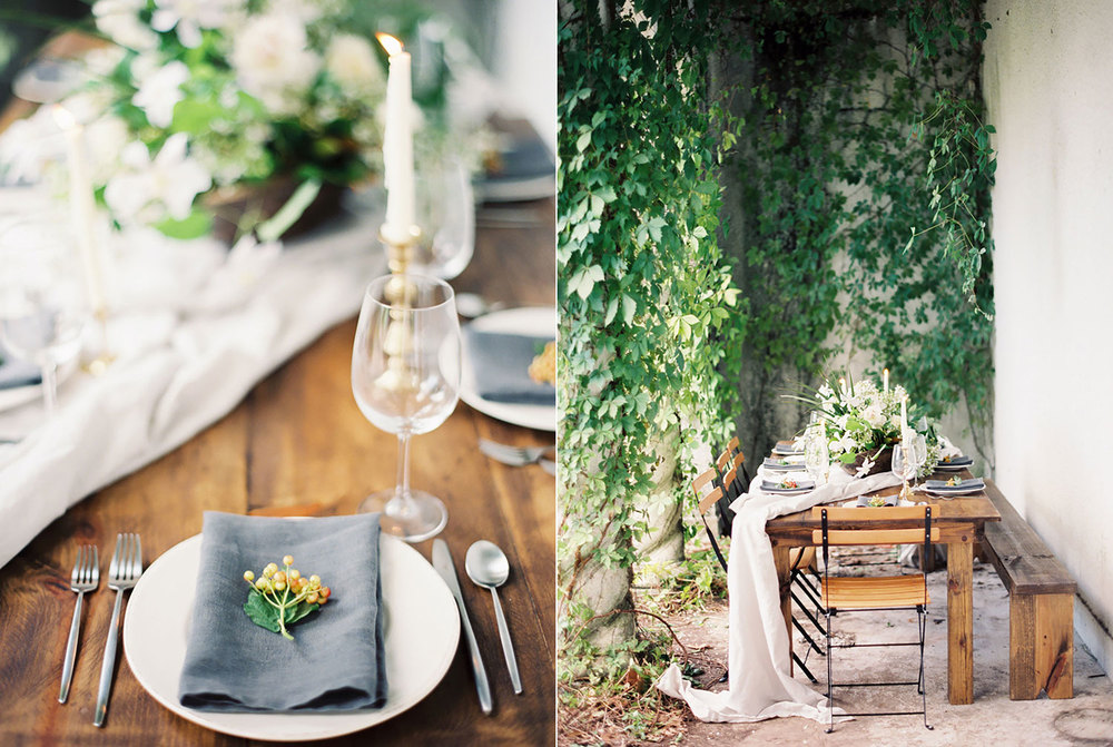 sapphireevents.com | Greer G Photography | Sapphire Events | New Orleans Wedding Planning and Design | Organic Inspiration