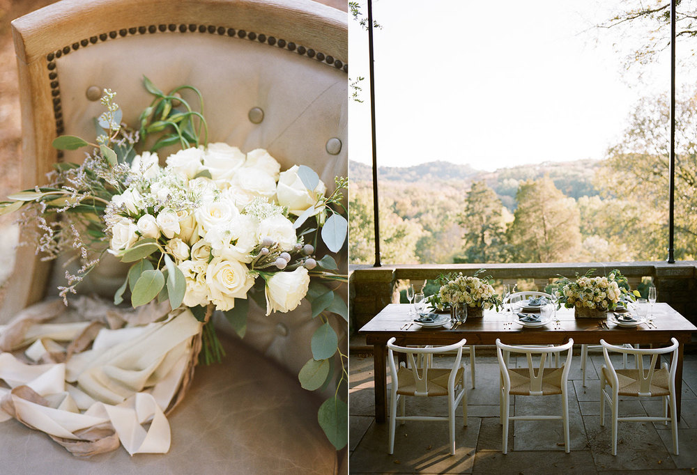 sapphireevents.com | Cheekwood Gardens Wedding Inspiration | Sapphire Events | New Orleans Wedding Planner and Designer | Archetype Studios
