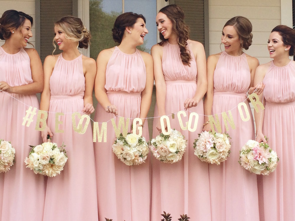 Sapphire Events | GK Photography | Bari Bridesmaid Dresses | Wedding Hashtag Ideas | Wedding Planning Tips | What to do after the ring | Engagement Inspiration | Wedding Planning Inspiration | Best Wedding Planner in New Orleans | Essential Engagement Tips