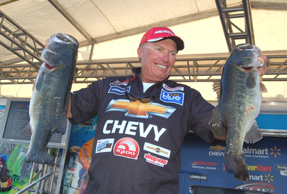 Roland's great personality and fishing skills has allowed him to become one of the most SUCCESSFUL and widely known bass anglers in history