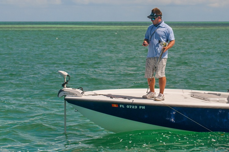 What Kind Of Trolling Motor Do You Use? — Saltwater