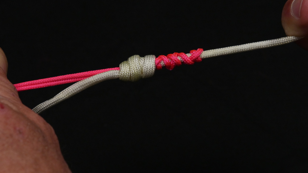 TR Knot for Braid to Fluorocarbon