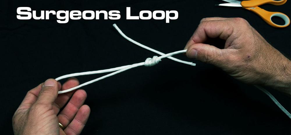 Surgeons Loop Knot