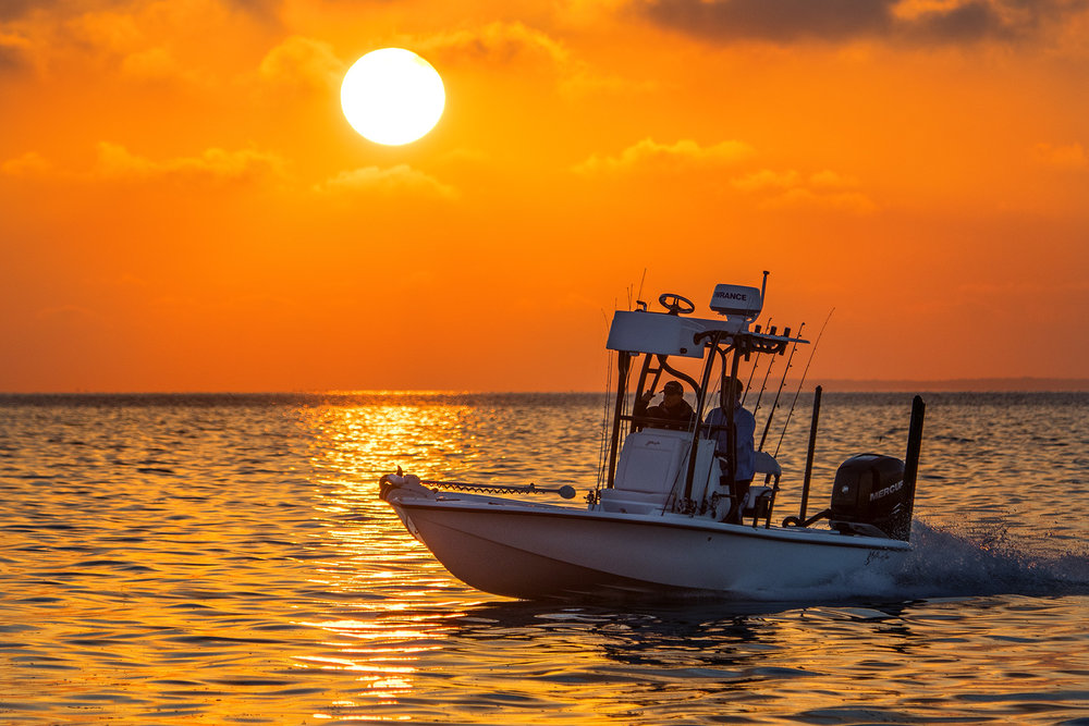 Saltwater Experience Sandy Key Monsters Episode Sunrise