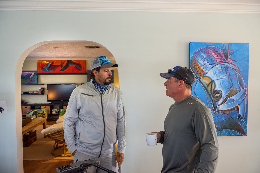 tom-rowland-with-derek-deyoung-artist-and-angler-on-saltwater-experience-podcast