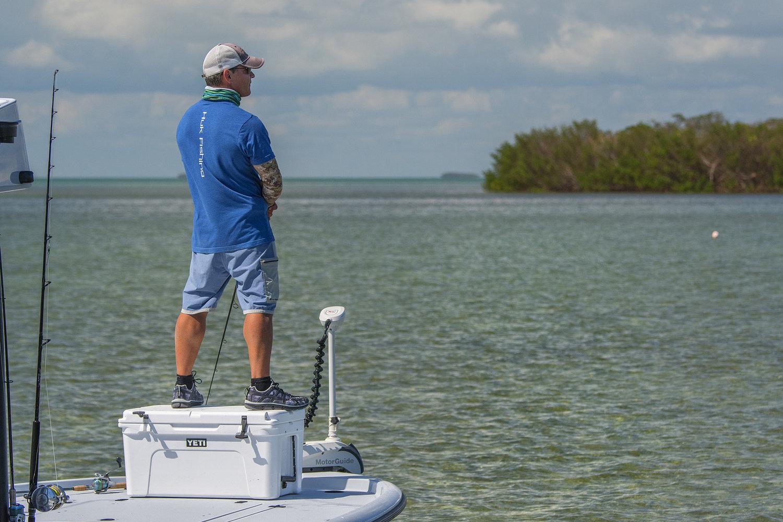 Trolling Motors In Saltwater — Saltwater Experience Fishing
