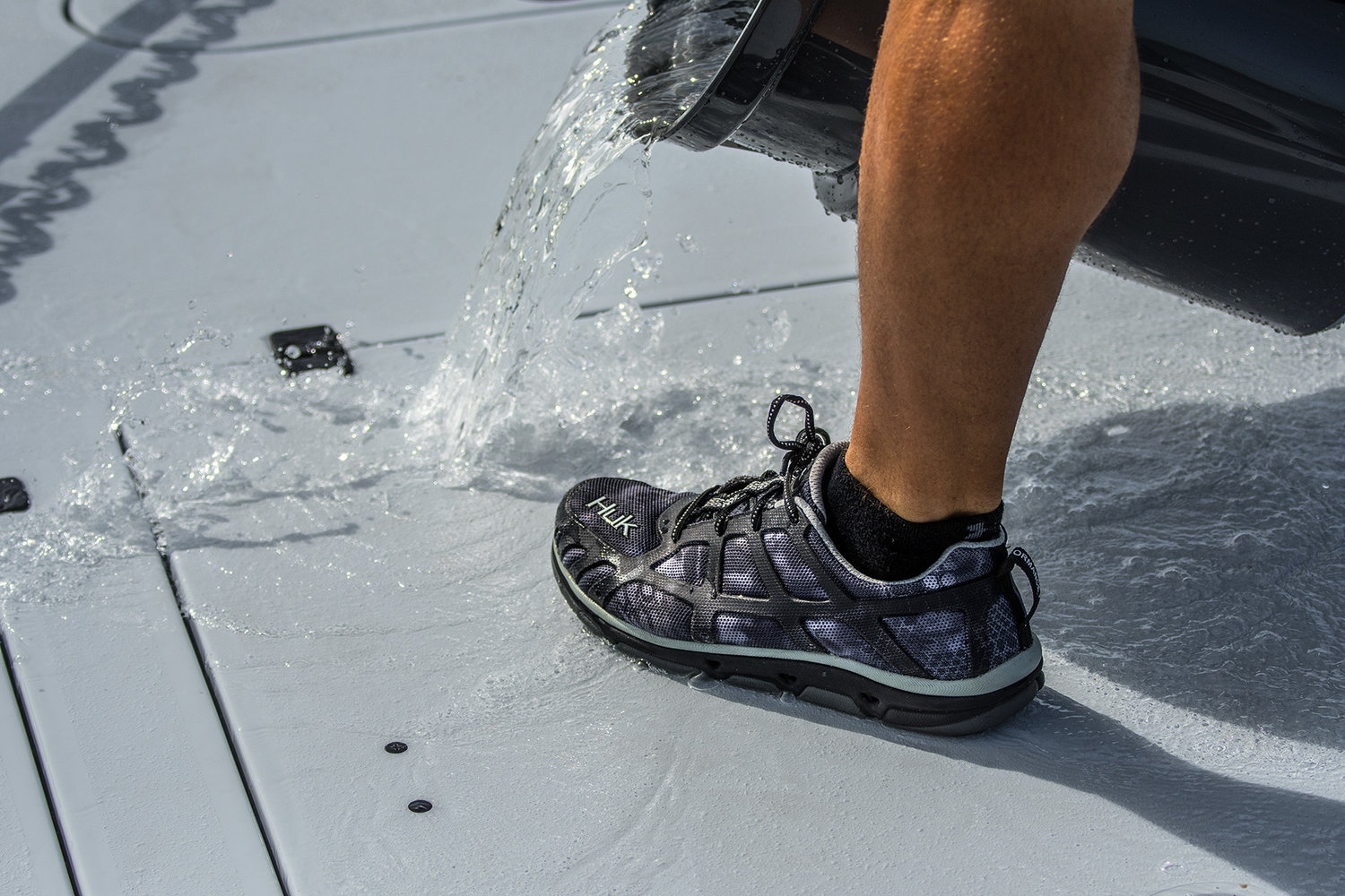 0fdcd95b4e23 What Kind Of Shoes Do You Wear On The Boat  — Saltwater Experience ...