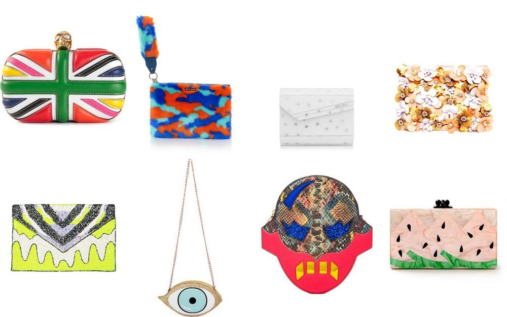 Bright handbag picks for spring 2015